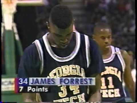 03/21/1992 NCAA MW Regional 2nd Round:  #7 Georgia Tech Yellow Jackets vs.  #2 USC Trojans
