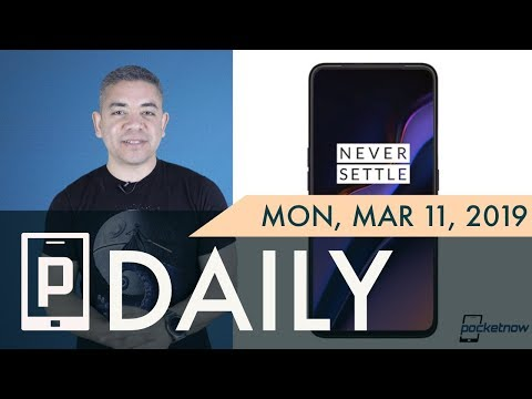 OnePlus 7 with 48MP camera, Huawei foldable pricing & more - Pocketnow Daily