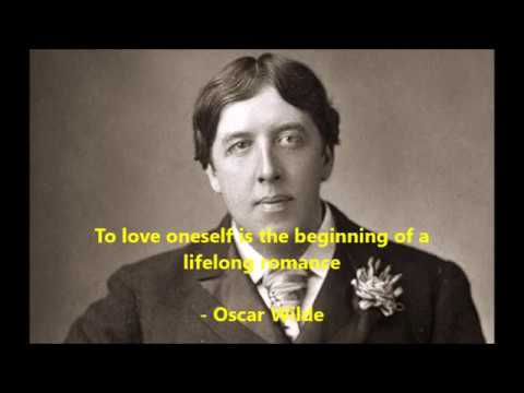 Oscar Wilde Motivational Quotes