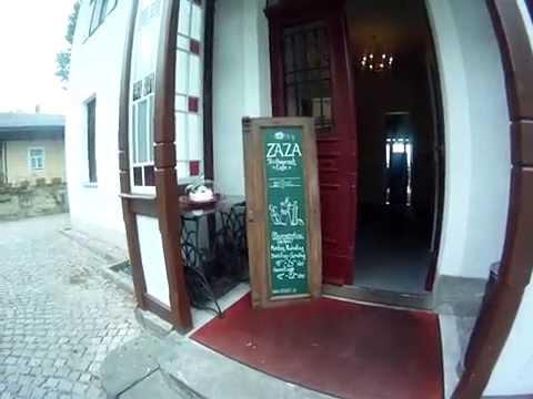 Das ZAZA in Dresden - Cafe und Restaurant
