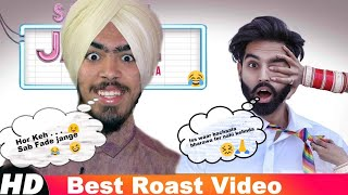 Parmish Verma ft. Pahul Funny Call  || New Punjabi Songs 2018 Roast Video || Pahu Preet Singh