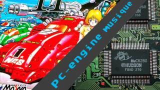 pc engine music - Moto Roader II