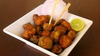Chicken and Prawn Poppers Recipe in Tamil