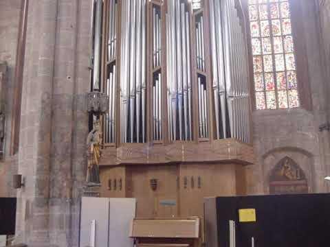 Pachelbel:Hexachordum Apollinis Aria Prima (organ)