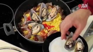 Как подготовить мидии к употреблению мастер-класс от шеф-повара / Илья Лазерсон / Обед безбрачия
