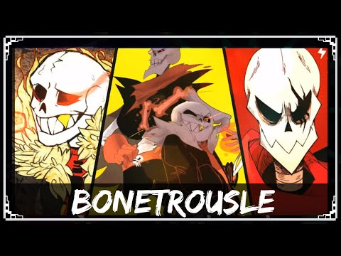 [Undertale Remix] SharaX - Bonetrousle