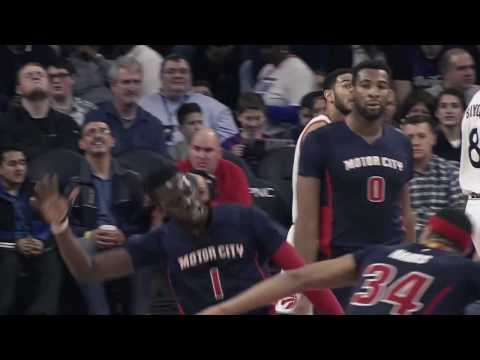 Detroit Pistons | 2017-18 Little Caesars Arena Promo