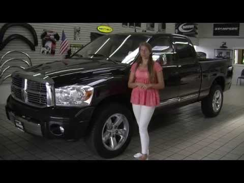 Virtual Video Walk Around of a 2008 Dodge Ram 1500 at Milam Truck Country