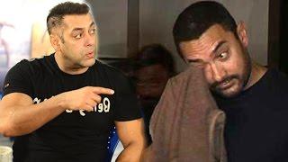 Salman On Aamir Khan