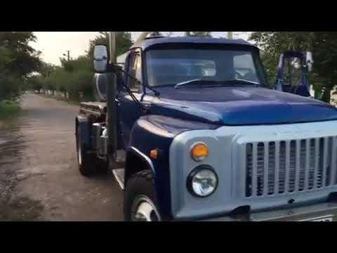 Тюнингованный ГАЗ 53