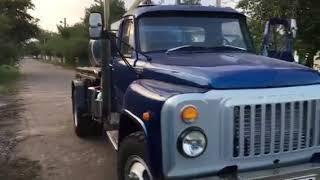 Тюнінгований ГАЗ 53