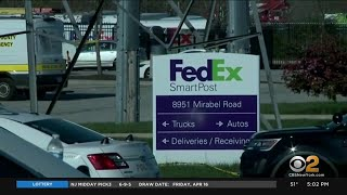 Suspect In FedEx Facility Mass Shooting Identified As Former Employee
