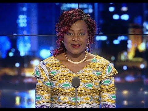 Le 23 Heures de RTI 1 du 05 Octobre 2017 par Michelle MAMBO
