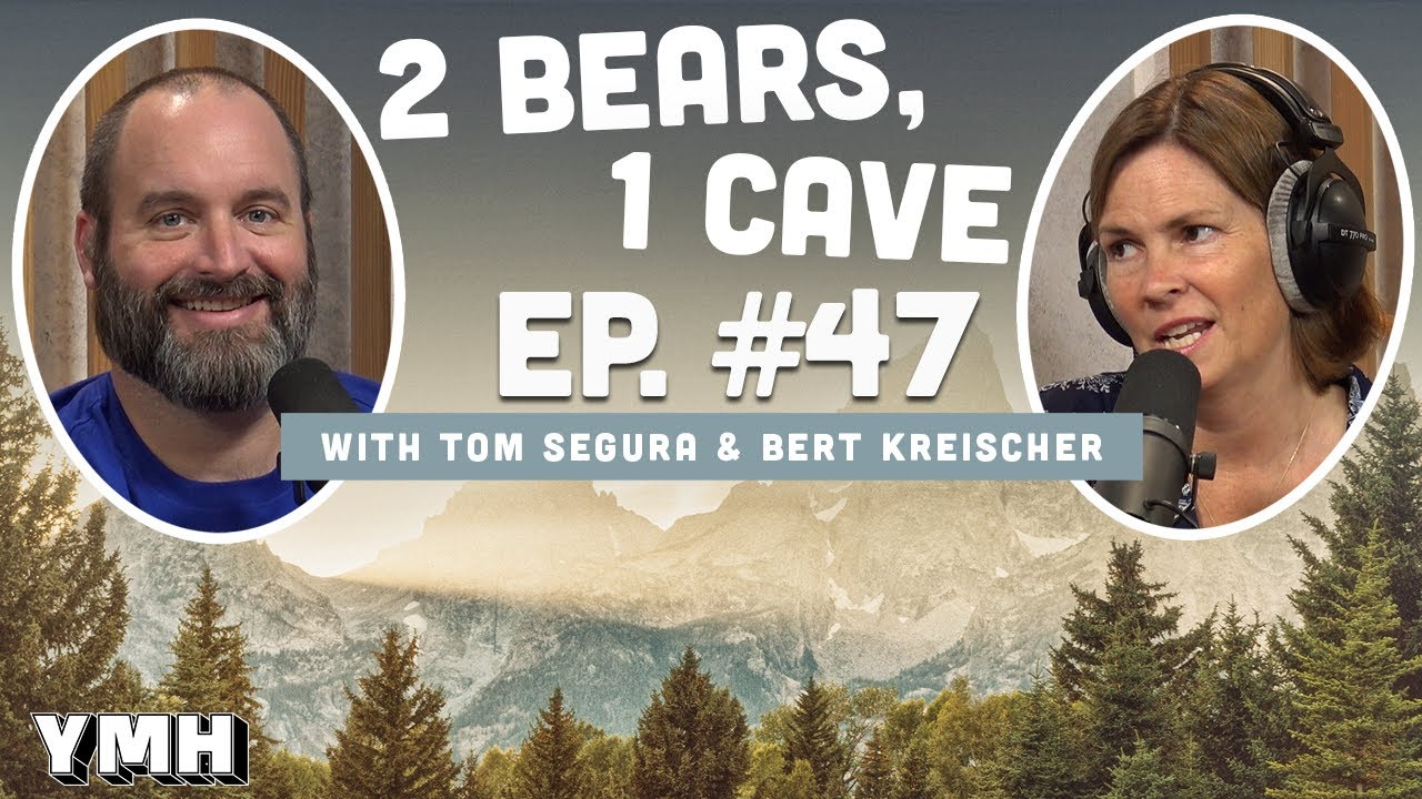 Ep 47 2 Bears 1 Cave W Tom Segura Leeann Kreischer Youtube Check out this biography to know about her birthday, childhood, family life, achievements and fun facts about her. ep 47 2 bears 1 cave w tom segura leeann kreischer