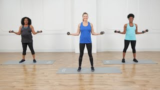 Gambar cover 10-Minute Arm-Toning Workout With Weights