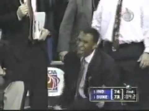 Indiana vs. Duke -- 2002 NCAA Regional Semifinals - Don Fischer