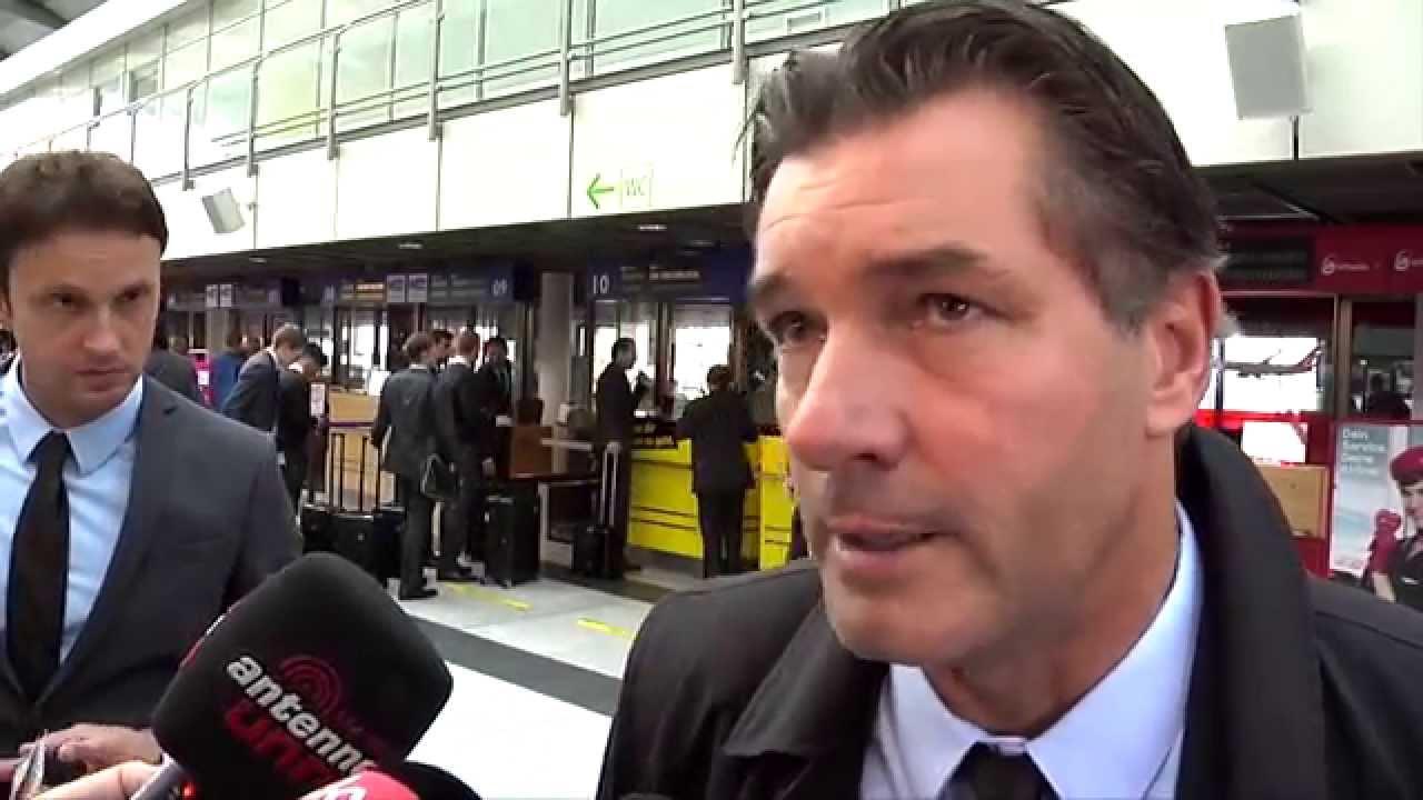 "Michael Zorc: Ausgangslage ""weiter ausbauen"" | RSC Anderlecht - Borussia Dortmund"