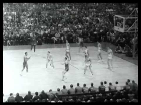 Ohio State and California in NCAA final 1960