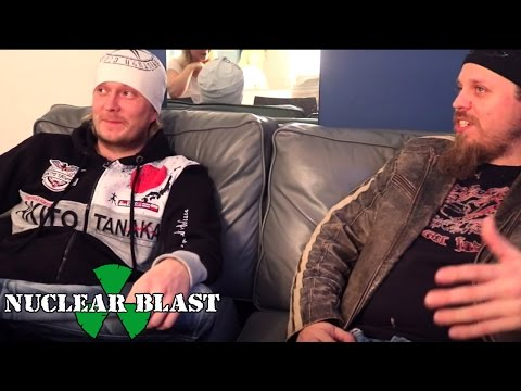 SONATA ARCTICA - What are you most proud of achieving with 'The Ninth Hour'? (OFFICIAL INTERVIEW)