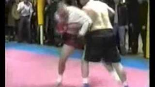 Fight - Бій без Правил - Руський проти Чеченця