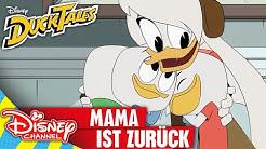 DuckTales - Clip: Mama ist zurück | Disney Channel