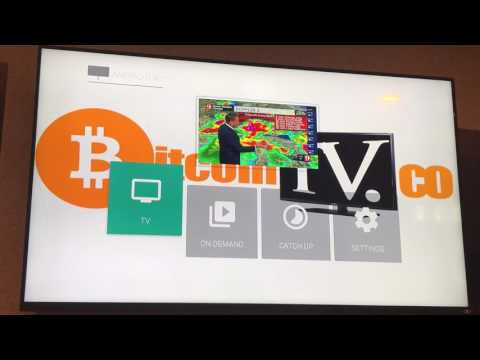 Bitcoin IPTV 500 Channels Video on Demand Pay Cryptocurrency - Android Tv - Firestick - Smart Tv