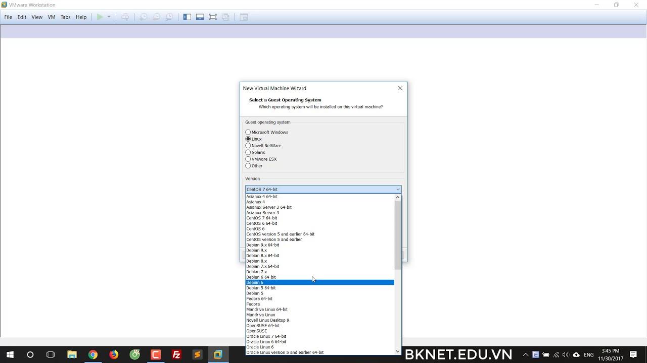 [Học Linux từ A-Z] Hướng dẫn cài đặt hệ điều hành CentOS 7