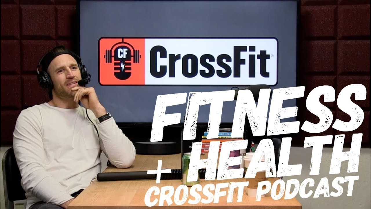 Brooks Laich CrossFit Podcast | Everything Health, Fitness, Relationship, and Sport at CrossFit HQ