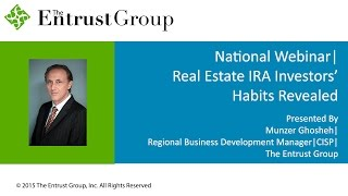 Real Estate IRA Investors' Habits Revealed - Video Image