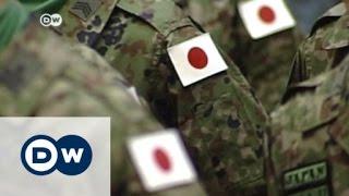 قانون عسكري مثير للجدل في اليابان   الأخبار
