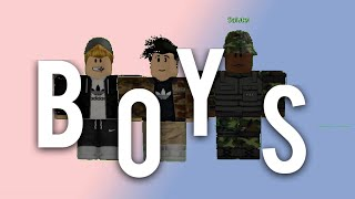 BOYS - CHARLIE XCX | ROBLOX MUSIC VIDEO [BUSHY RBLX 300 CONTEST]