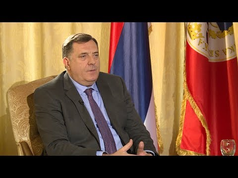 Dodik za N1: Bosna i Hercegovina nema šta da se brine