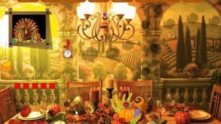Wow Thanksgiving Party House Escape Video Walkthrough