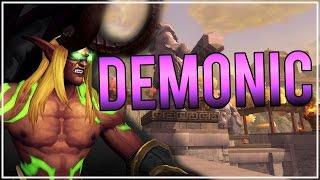 Demonic Build - Demon Hunter PvP WoW Legion 7.1.5