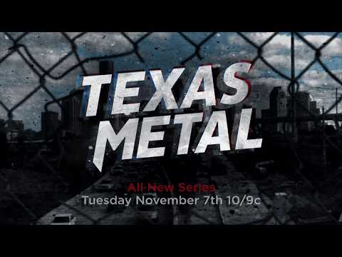 All New Series: Texas Metal