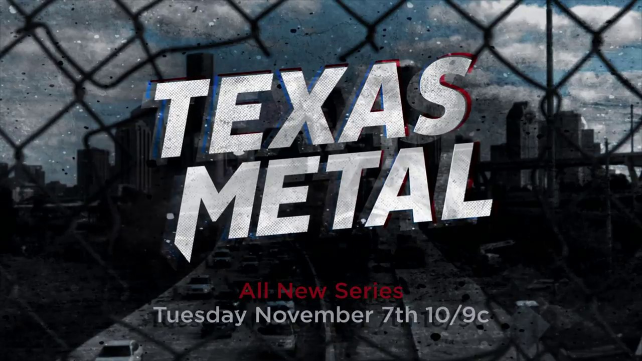 All New Series Texas Metal YouTube - Texas metal car show