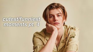 CUTEST/FUNNIEST MOMENTS OF RUEL PT. 4
