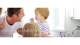 All Smiles Family Dentistry : Dental Implants in Tarzana, CA