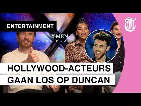X-Men dollen Telegraaf-verslaggever