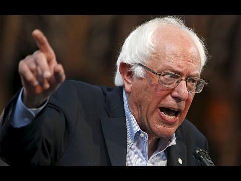 "Bernie: Trump Didn't Win The Election, ""The Democratic Party Lost"""