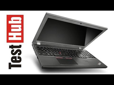 Lenovo ThinkPad W550s Ultramobilna Stacja Robocza - prezentacja
