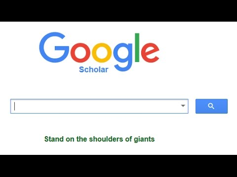 Cara Mencari Jurnal Di Google Cendikia Youtube