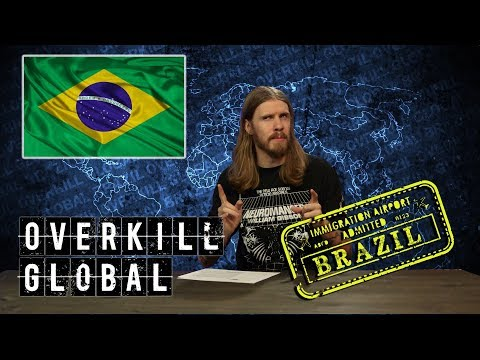 Brazilian Death Metal | Overkill Global Album Reviews episode thumbnail