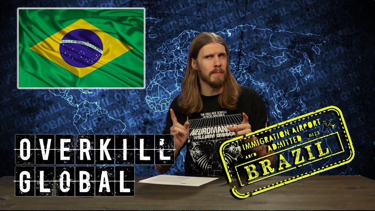 Brazilian Death Metal | Overkill Global Album Reviews episode thumbnail
