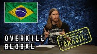 Brazilian Death Metal   Overkill Global Album Reviews