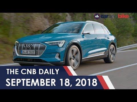 Audi e-Tron | Vespa & Aprillia Scooter Updates | Mercedes-AMG G63 | Porsche Cayenne