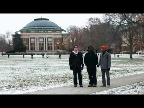 A Holiday Greeting from the University of Illinois at Urbana-Champaign