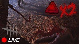 Dead by Daylight - LIVE - X2 Bloodpoints!