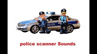 Police Scanner Sound Effects All Sounds