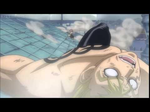 Top 5 Natsu Dragneel  moments
